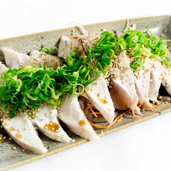 King Fish Tataki