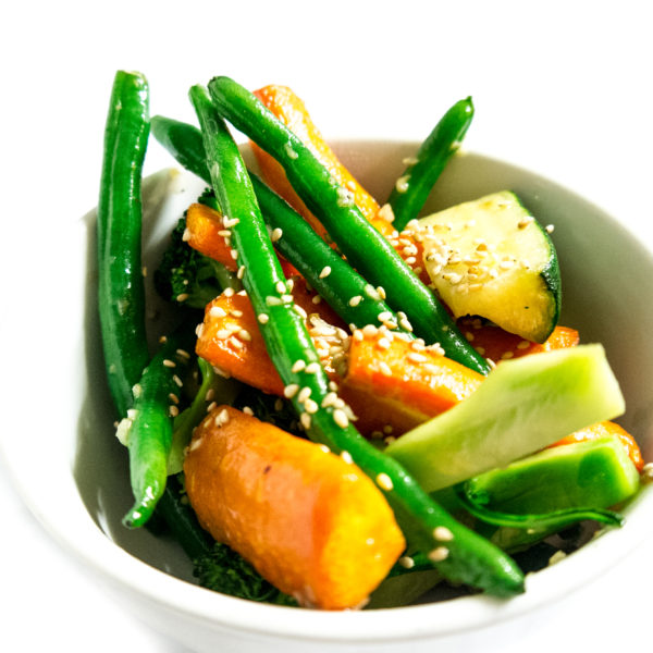 Sauteed Vegetable